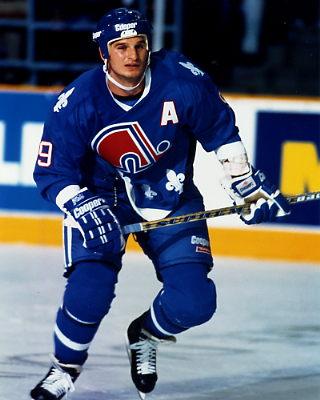 Mike Ricci Quebec Nordiques 8x10 Photo