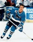 Brian Mullen San Jose Sharks 8x10 Photo