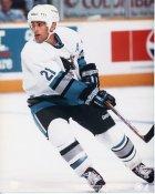 Tony Granato Jose Sharks 8x10 Photo