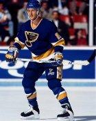 Craig Janney St. Louis Blues 8x10 Photo