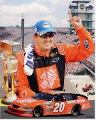 Tony Stewart Brickyard 8X10 Photo