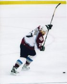Ray Bourque 2001 Cup Avalanche 8x10 Photo