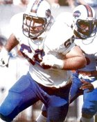 Joe Delamielleure Buffalo Bills Action 8X10 Photo