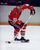 Stan Mikita Chicago Blackhawks SATIN 8x10 Photo