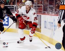 Eric Cole Carolina Hurricanes 8x10 Photo