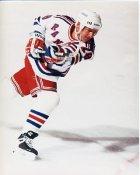 Steve Larmer New York Rangers 8x10 Photo