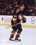 Stephane Richer LIMITED STOCK Pittsburgh Penguins 8x10 Photo