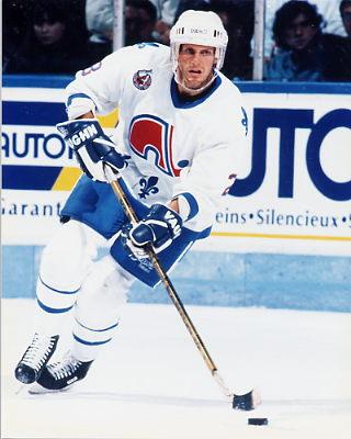 Steve Duchesne Quebec Nordiques 8x10 Photo