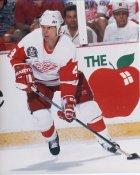 Mark Howe Detroit Red Wings 8x10 Photo