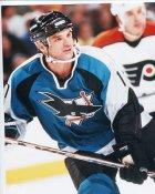 Joe Murphy Jose Sharks 8x10 Photo