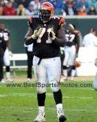 Willie Anderson Cincinnati Bengals 8X10 Photo