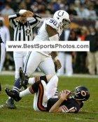 Montea Reagor Indianapolis Colts 8X10 Photo