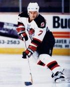 Brad Bombradia AHL Albany River Rats 8x10 Photo