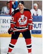 Brian Helmer AHL Albany River Rats 8x10 Photo