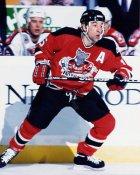 David Emma AHL Albany River Rats 8x10 Photo