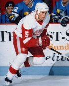 Aaron Ward AHL Adirondack Red Wings 8x10 Photo