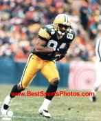 Andre Rison LIMITED STOCK Green Bay Packers 8X10 Photo