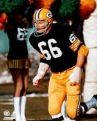 Ray Nitschke Green Bay Packers SATIN 8X10 Photo