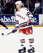 Joby Messier AHL Binghampton Rangers 8x10 Photo