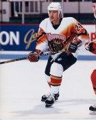 Brad Smyth AHL Carolina Monarchs 8x10 Photo