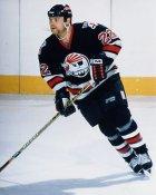 Kerry Clark AHL Portland Pirates 8x10 Photo