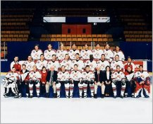 Team Photo AHL Portland Pirates 8x10 Photo