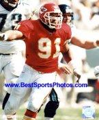 Leslie O'Neil Kansas City Chiefs 8x10 Photo