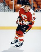 Cory Stillman AHL Saint John Flames 8x10 Photo