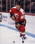 Jamie Allison AHL Saint John Flames 8x10 Photo