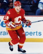 Mike Stevens AHL Saint John Flames 8x10 Photo