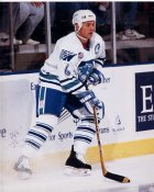 Roy Mitchell AHL Worcester Ice Cats 8x10 Photo