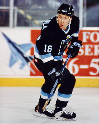 Bill McDougall IHL Atlanta Knights 8x10 Photo