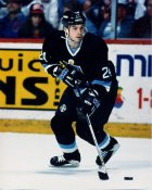 Shawn Rivers IHL Atlanta Knights 8x10 Photo