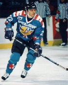 Lonnie Loach IHL All Stars East 1995 8x10 Photo