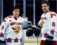 Grizzlies IHL All Stars West 1995 8x10 Photo