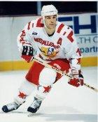 Hubie McDonough IHL All Stars West 1995 8x10 Photo