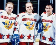 Road Runners IHL All Stars West 1995 8x10