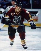 Brian Wiseman IHL Chicago Wolves 8x10 Photo