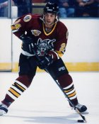 Sean Rivers IHL Chicago Wolves 8x10 Photo