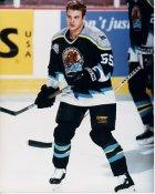Drake Berehowsky IHL Cleveland Lumberjacks 8x10 Photo