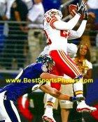 Dexter McCleon Kansas City Chiefs 8x10 Photo