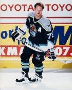 Jeff Christain IHL Cleveland Lumberjacks 8x10 Photo