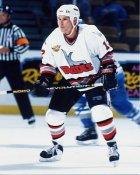 David Bruce IHL Kansas City Blades 8x10 Photo