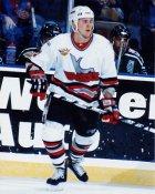 JF Quintin IHL Kansas City Blades 8x10 Photo