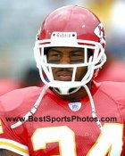 William Bartee Kansas City Chiefs 8x10 Photo