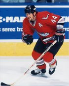 John Purves IHL Kansas City Blades 8x10 Photo