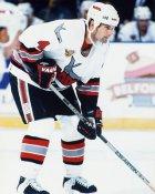 Larry Dyck IHL Kansas City Blades 8x10 Photo