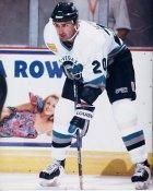 Kerry Huffman IHL Las Vegas Thunder 8x10 Photo