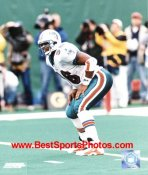 Stanley Pritchett Miami Dolphins 8X10 Photo