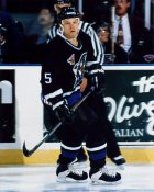 Chris Hines IHL  Minnesota Moose 8x10 Photo